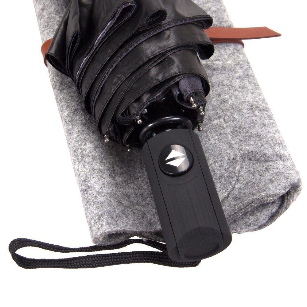 WATINC Manually Foldable Travel Umbrella with Windproof Flower Umbrella Lightwei