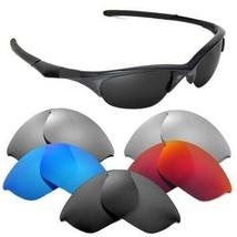 Replacement Lenses for Oakley Half Jacket Sunglasses Anti-Scratch Multi-Color - $14.06