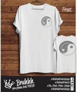 Yin Yan Mandala T Shirt Tattoo Indie Rock Skater Tumblr Hipster Unisex Gift - $12.76