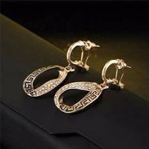 Women Designer Fashion Crystal Jewelry Set image 5