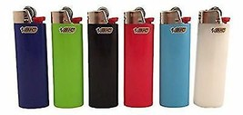 Bic Lighter Full Size, 6 Piece - $12.99