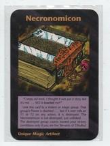 Necronomicon - Illuminati New World Order Collectible Card Game - Steve ... - $2.45