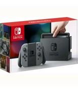 Nintendo Schalter - 32gb Grau Konsole (mit Grau Joy-Con) Brandneu in Box - $374.22