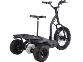 MotoTec Electric Trike 48v 1200w MT-TRK-1200 Scooter 3 Wheel Personal Transport image 4