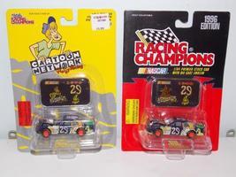 1996 Racing Champions Nascar Cartoon Network Scooby Doo Die Cast Cars New - $15.99
