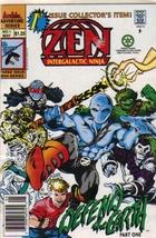 Archie Adventure Series, Zen Intergalactic Ninja No 1 May1992 [Comic] - $6.99