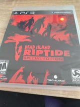 Sony PS3 Dead Island: RipTide Special Edition image 1