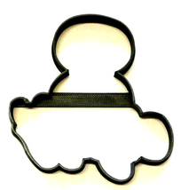 Number Eight 8 Outline Fancy Word Birthday Anniversary Cookie Cutter USA... - $1.99