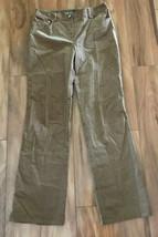 Anne Klein Brown Pants Womens Size 2P - $20.78