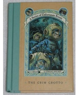 A Series of Unfortunate Events The Grim Grotto Book 11  - $7.00