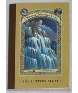 A Series of Unfortunate Events The Slippery Slope Bk 10  - $4.50