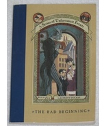 A Series of Unfortunate Events The Bad Beginning Book 1 - $3.75