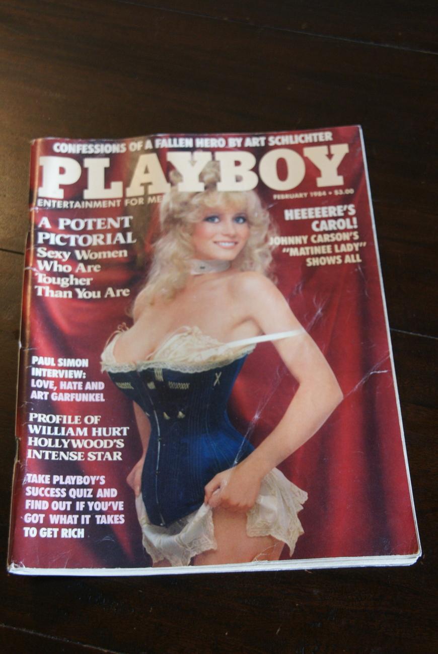 Carol Wayne Nude Photos Good playboy february 1984 carol wayne and 50 similar items
