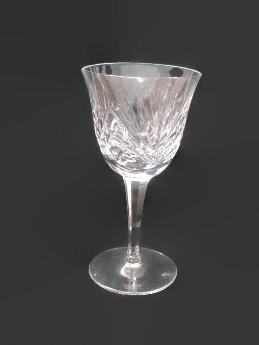 Gorham Cherrywood Crystal Water Goblet Wine Stemware