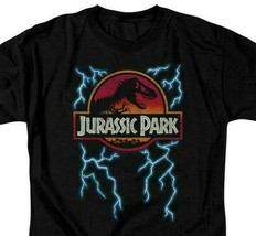 Jurassic Park t-shirt 90's Sci-fi action movie franchise graphic tee UNI1061 image 2