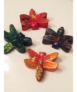 Recycled Crayon: Dragonfly (Large) - $3.00