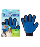 True Touch Shedding Glove for Gentle and Efficient Pet Grooming Tuo11124 - $19.95