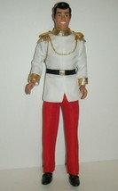 Cinderella's Prince Charming Doll Excellent with Clothes Doll Handsome - $14.85