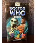 Vintage DOCTOR WHO Timelash VHS Movie 1985 BBC Colin Baker Sci-Fi - $50.00