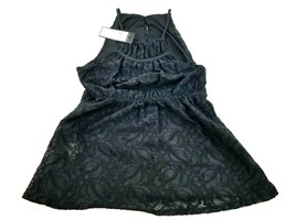 New Bcbg Maxazria Women Blouse KVW1Y468-001 042018 Black S Msrp $128 - $32.66