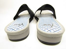 5 Black Size Yuu Slip Nepal Womens M Sandals 8 On Owq8SpXqA