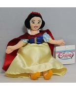 "Snow White and the Seven Dwarfs Mini Bean Bag: 11"" Snow White - $4.95"