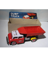 ~ Old Tin Friction Construction  STI Dump Truck - MF 717   Old Store Sto... - $24.50
