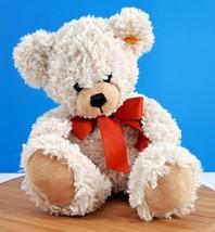 "Steiff Bear Lilly Dangling Teddy Bear EAN 111556 Soft Plush 11"" - $28.67"