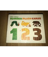 The World of Eric Carle Number Flash Cards - 20 Colorful Cards with Animals - $10.59