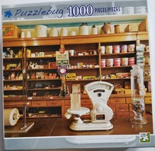 New 2011 General Store 1000 Piece Puzzlebug Jigsaw Puzzle Factory Sealed... - $12.19