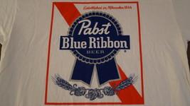 Pabst Blue Ribbon, NEW/MINT, Medium Mens T-Shirt - $8.95