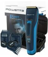 Rowenta Advancer Xpert TN5241 Hair Clippers Titanium, 45 Fittings 120 Mi... - $291.18