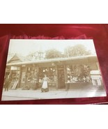 Vintage Postcard RRPC SHOP OWNERS In Germany Weitnauer - $155.43