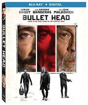 Bullet Head [Blu-ray + Digital] (2018)