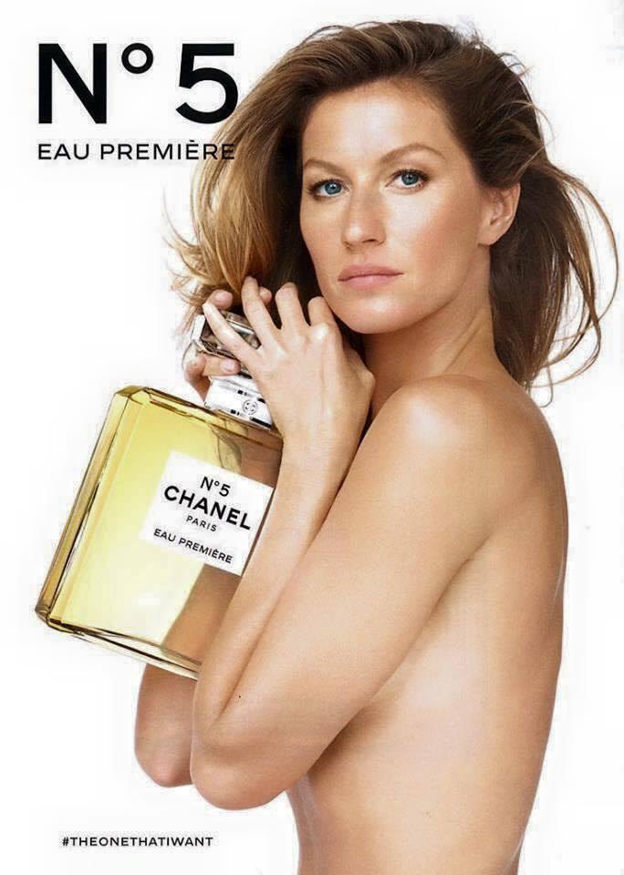 VERSION OF Chanel #5 Perfume 3.4oz