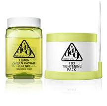 Neogen Code9 Lemon Green Caviar Essence 250ml & Tox Tightening Pack Kit ... - $24.70