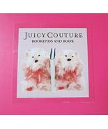 Juicy Couture Scottie Dog Bookends Peter Rabbit Book - $64.34