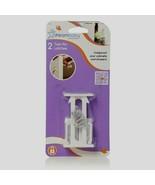 Dreambaby L112 TWIN PIN LATCH Cabinet Drawer Door Child Baby Safety Lock... - $5.67