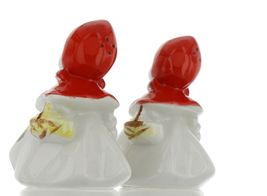 "Hull Little Red Riding Hood 5"" Salt and Pepper Range Shaker Set AAA image 4"