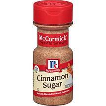 McCormick Cinnamon Sugar, 3.62 oz - $4.93