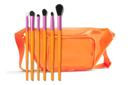 Morphe VIP Sweep By Saweetie 6-Piece Brush Collection + Belt Bag - $19.95