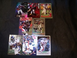 Terrell Davis RB Denver Broncos Football Collectible Trading Cards AA-19FTC3008 image 2