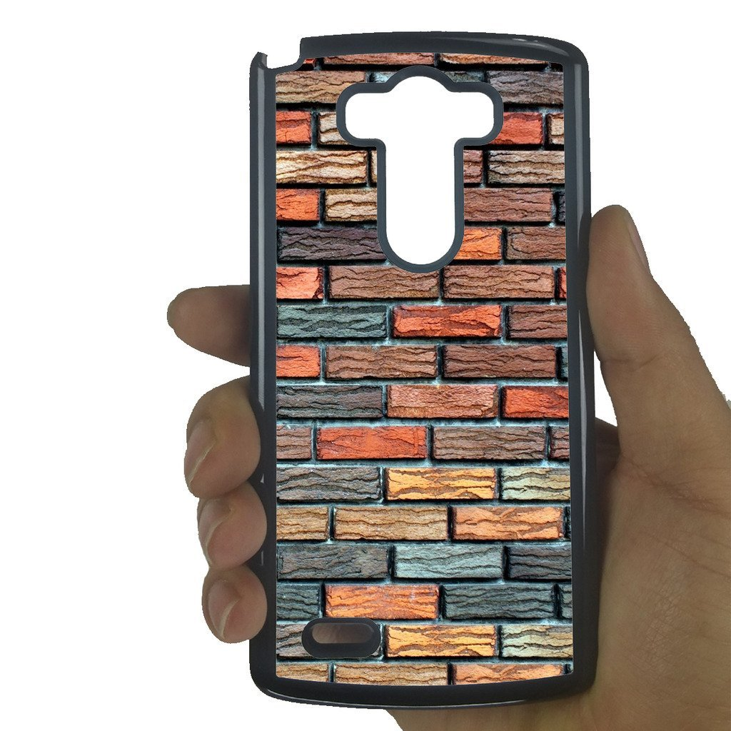 Primary image for Brick texture image LG G3 case Customized Premium plastic phone case, design #6