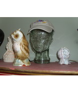 Glass Hat or Glasses display Head - $30.00