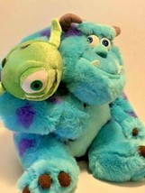 Disneyland / Disney World Plush Monster Inc Plush Sully Mike Very Soft T... - $24.74