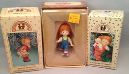 3 Enesco Ornaments -Katie - Surprise for Santa- Special Delivery - $9.75