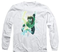 Green Lantern Comic Book Character DC Comics long sleeve graphic t-shirt GL389 image 2