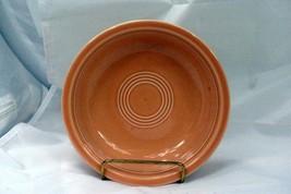 Homer Laughlin 1998 Fiesta Apricot Soup Bowl image 2