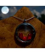Naga Eye mystical powerful wealth drawing talisman amulet Moonstar7spirits - $100.00