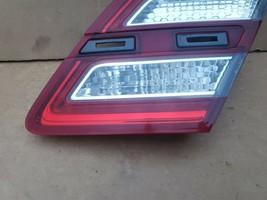 13-18 Ford Taurus Trunk Inner Taillight Tail Light Lamp Passenger RH image 2